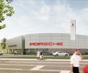 Porsche errichtet modernstes PPorsche-Zentrum in Berlin.