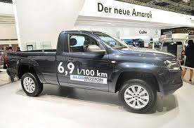Ein schönes Nutzfahrzeug: Der VW Amarok