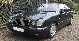 Autoexport Liebling: Die Mercedes E-Klasse