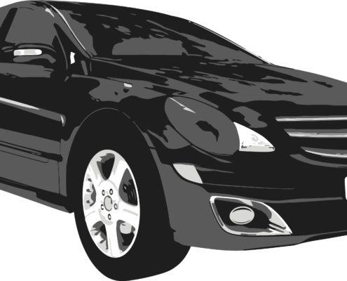 Porsche E-mobility Studie