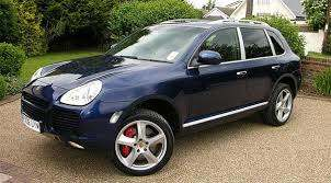 2006er Porsche Cayenne 4.5 Turbo S als günstiger Gebrauchtgeländewagen