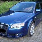 Audi TDI 2.0 Motor mit Problemen