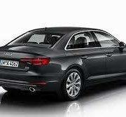 Der neue Audi A4, wirkt irgenwie wie der Alte