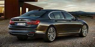 Der neue 7er BMW