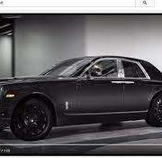 Rollse Royce Cullinan
