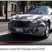 Maserati Levante Luxus SUV