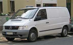 Mercedes Vito ist ein belibter Transporter zum Ankauf