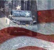 Jeep Wrangler modifiziert von Handrick Dynamics