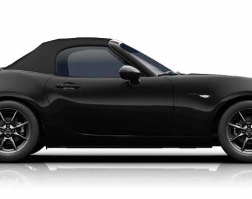 Mazda MX-5 Roadster zum günstigen Preis