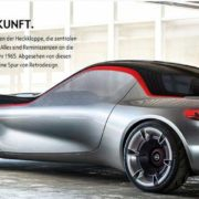Opel GT Vision