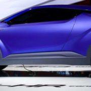 Toyota Crossover c-HR wird in der Türkei gebaut.