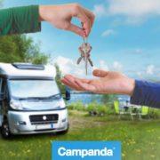 Wohnwagen kann man jetzt auch pro Vermietung versichern mit einem Produkt von Campanda
