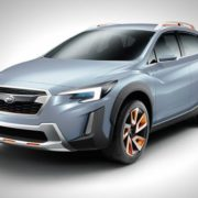 Subaru XV Concept Car in Genf