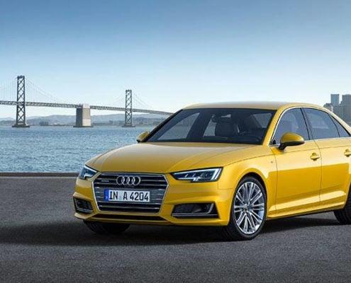 Audi verzeichnet stärkstes Quartal der Firmengeschichte