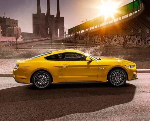 Ford Mustang Sportwagen