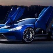 Ford startet Bewerbungsprozess für den neuen Ford GT
