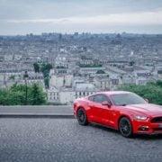 Ford Mustang Fahrsicherheitstraining
