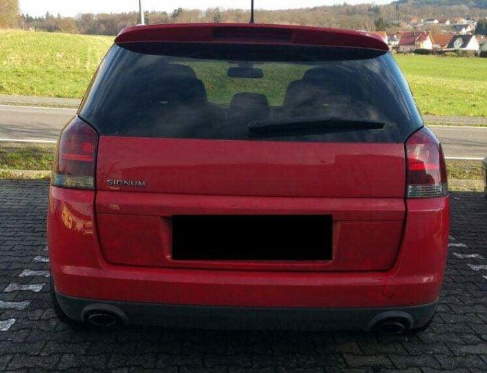Opel Signum gebraucht verkaufen
