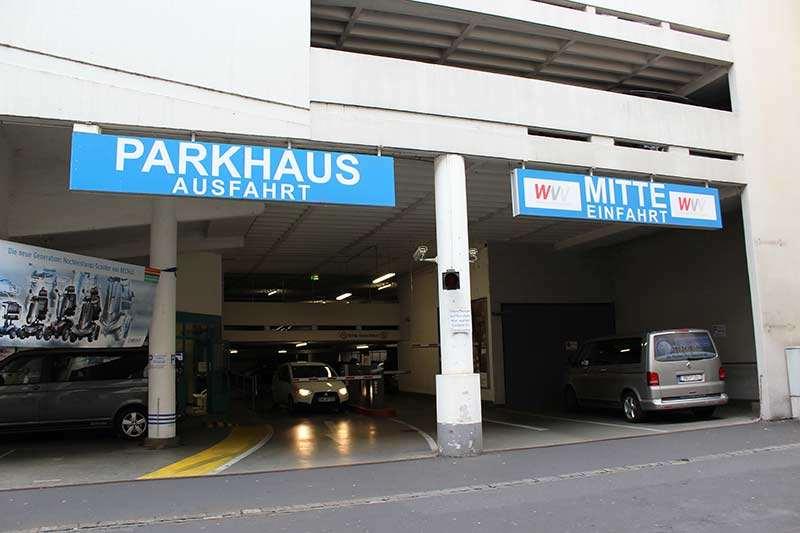 Parkhaustest
