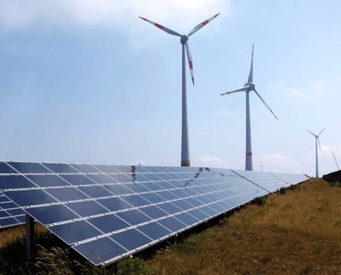 Alternative für Elektroenergie