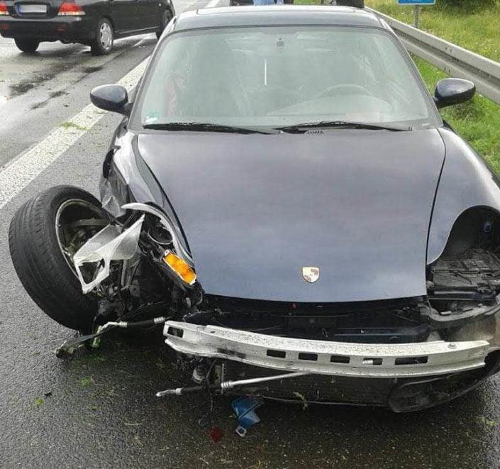 Porsche Unfallwagen Ankauf