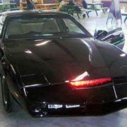 Schwarze Auto