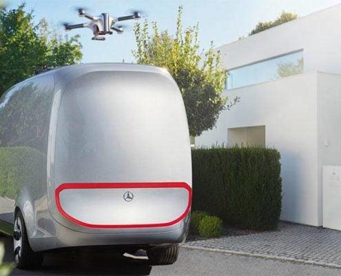 Vision Van auf der IAA Nutzfahrzeuge