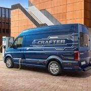 VW Studie e-Crafter