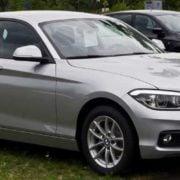 BMW 1er 2 Generation