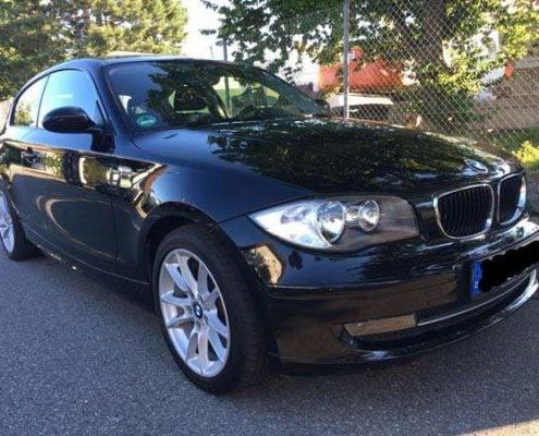 BMW 1er Motorschaden Ankauf