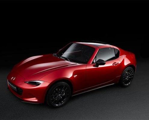 Mazda MX-5 RF Marktstart
