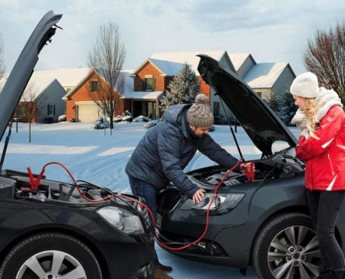 Autobatterie Ausfall bei niedirgen Temperaturen