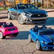 Spielzeug Ford Mustang