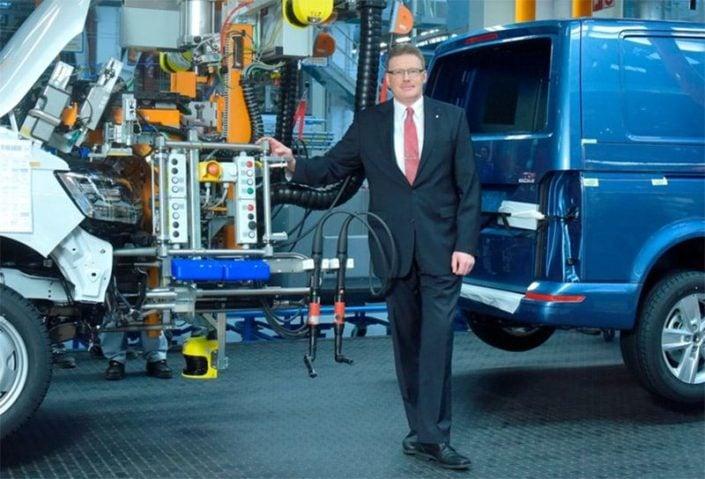 Volkswagen erfolgreich im Nutzfahrzeug Segment