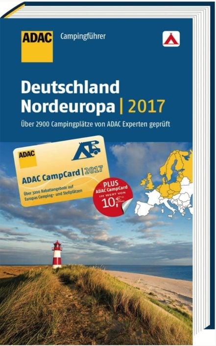 ADAC Campingführer 2017