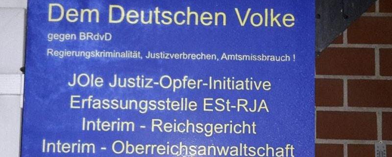 Reichsbürger zur MPU