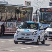 car2go in Hamburg sehr erfolgreich