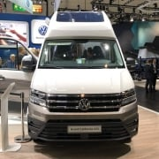 VW Grand California 600 - Frontansicht